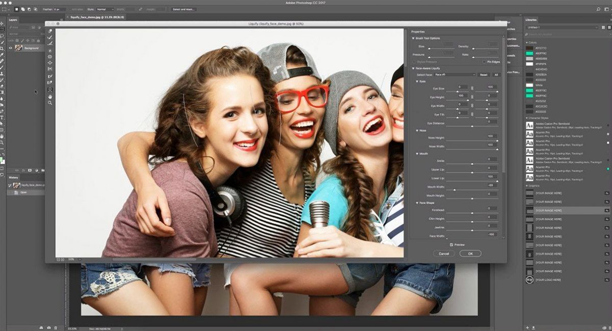 Ten Awesome Features in Photoshop CC - Studio Birdcage - Web